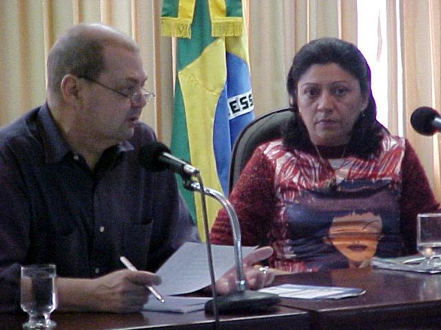 Congresso Conrad em Porto Alegre (14/08/2004)